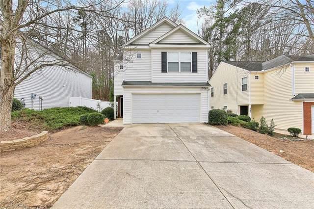 267 Silver Ridge Drive, Dallas, GA 30157 (MLS #6665359) :: RE/MAX Prestige