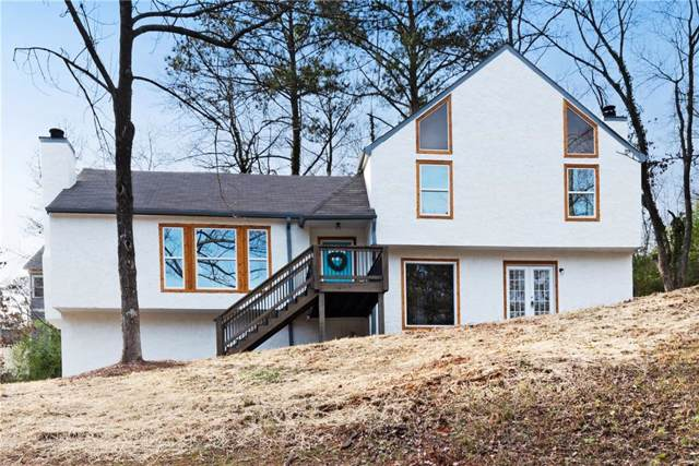 1782 Shelley Court NE, Marietta, GA 30062 (MLS #6665377) :: North Atlanta Home Team