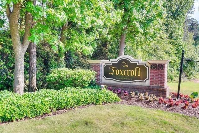 6851 Roswell Road D-15, Sandy Springs, GA 30328 (MLS #6665384) :: North Atlanta Home Team