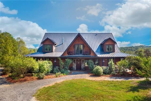 651 Bryant Loop, Ranger, GA 30734 (MLS #6665412) :: Kennesaw Life Real Estate