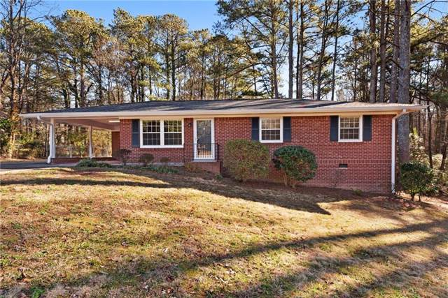 6385 Jane Drive SW, Mableton, GA 30126 (MLS #6665421) :: North Atlanta Home Team
