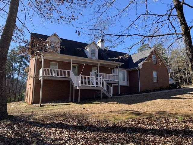156 Amicalola Forest Drive, Dawsonville, GA 30534 (MLS #6665440) :: North Atlanta Home Team