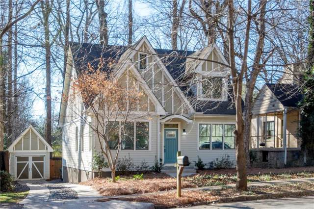 2669 Hosea L Williams Drive SE, Atlanta, GA 30317 (MLS #6665491) :: The Butler/Swayne Team