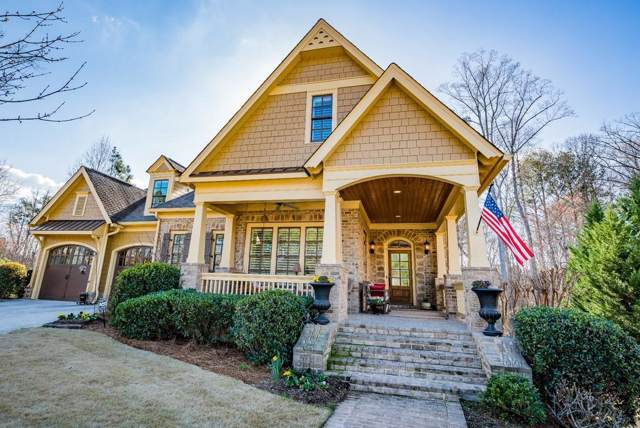 763 Barrett Village Lane NW, Marietta, GA 30064 (MLS #6665529) :: North Atlanta Home Team