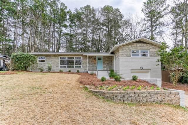 3833 Longview Drive, Chamblee, GA 30341 (MLS #6665545) :: MyKB Partners, A Real Estate Knowledge Base
