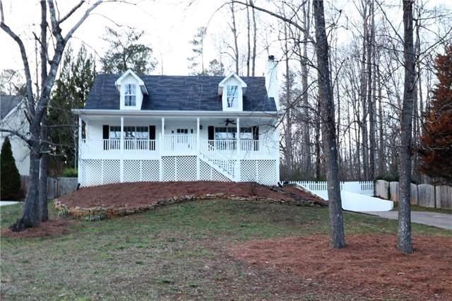 66 Walnut Cv, Dawsonville, GA 30534 (MLS #6665547) :: The North Georgia Group