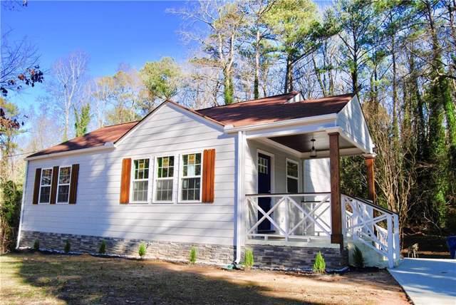 1930 W Kimberly Road SW, Atlanta, GA 30331 (MLS #6665562) :: North Atlanta Home Team