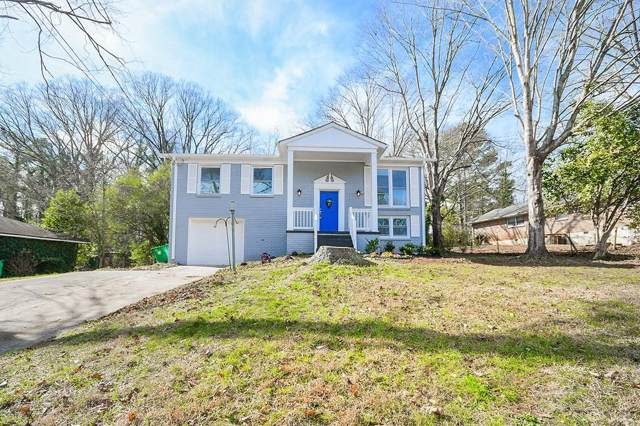 1439 Colony East Circle, Stone Mountain, GA 30083 (MLS #6665650) :: North Atlanta Home Team