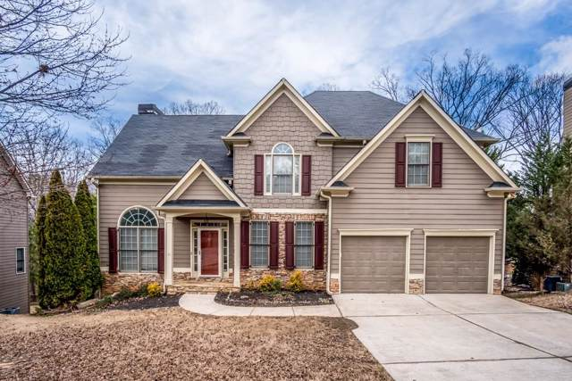 158 Gold Mill Place, Canton, GA 30114 (MLS #6665676) :: The Butler/Swayne Team