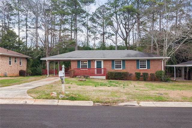 6248 Flamingo Way, Morrow, GA 30260 (MLS #6665704) :: RE/MAX Paramount Properties