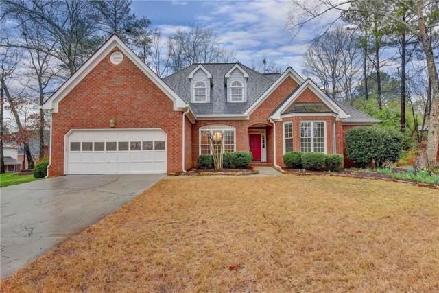 545 Morning Mist Court, Alpharetta, GA 30022 (MLS #6665724) :: Kennesaw Life Real Estate
