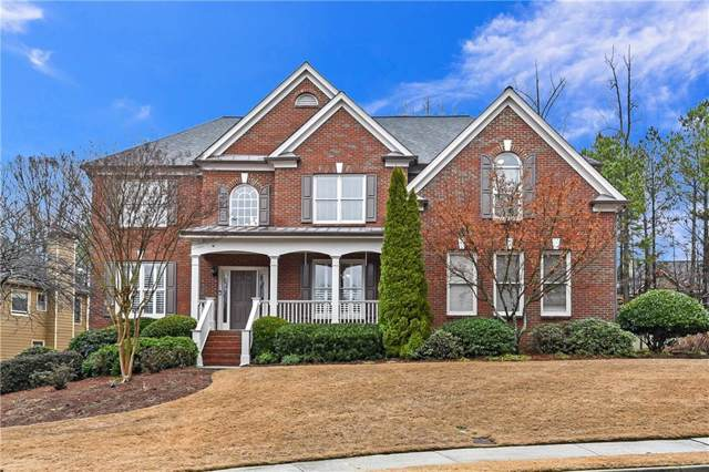 3415 Forest Trace Drive, Dacula, GA 30019 (MLS #6665733) :: The Butler/Swayne Team
