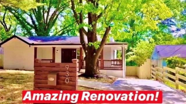 930 Astor Avenue SW, Atlanta, GA 30310 (MLS #6665744) :: Kennesaw Life Real Estate
