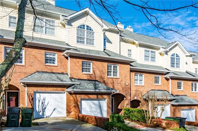 1200 Wing Street #4, Sandy Springs, GA 30350 (MLS #6665751) :: Kennesaw Life Real Estate