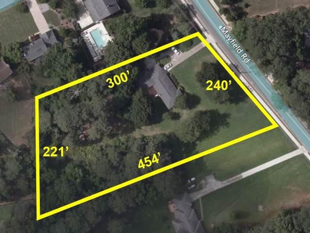1765 Mayfield Road, Alpharetta, GA 30009 (MLS #6665811) :: North Atlanta Home Team
