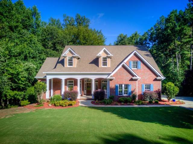 1120 Ridgeview Lane, Bishop, GA 30621 (MLS #6665873) :: North Atlanta Home Team