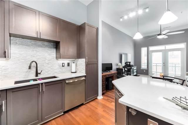 400 17th Street NW #2101, Atlanta, GA 30363 (MLS #6665915) :: Oliver & Associates Realty