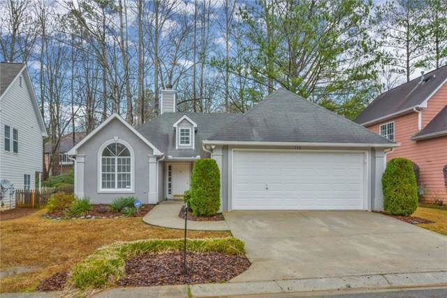 753 Reeves Lake Drive SW, Marietta, GA 30064 (MLS #6665918) :: RE/MAX Paramount Properties