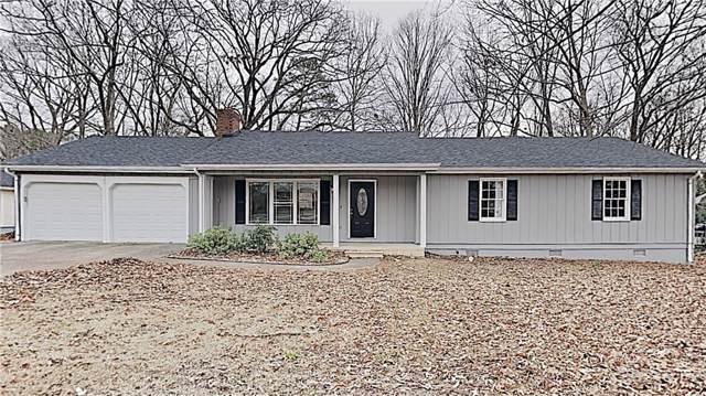 2524 Springdale Drive, Snellville, GA 30078 (MLS #6665962) :: North Atlanta Home Team