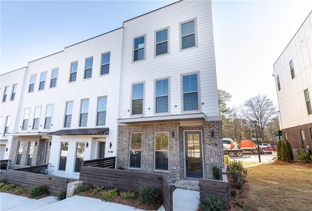840 Constellation Drive #16, Decatur, GA 30033 (MLS #6665966) :: North Atlanta Home Team