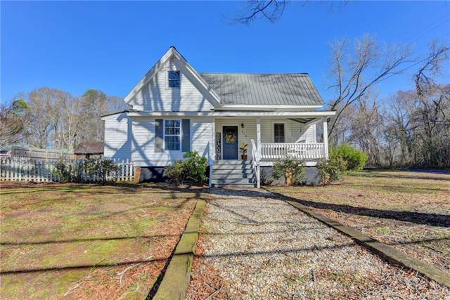 216 Sims Street, Maysville, GA 30558 (MLS #6665981) :: Good Living Real Estate