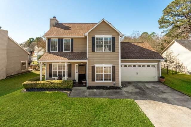 6507 Pine Bark Court, Morrow, GA 30260 (MLS #6666005) :: North Atlanta Home Team