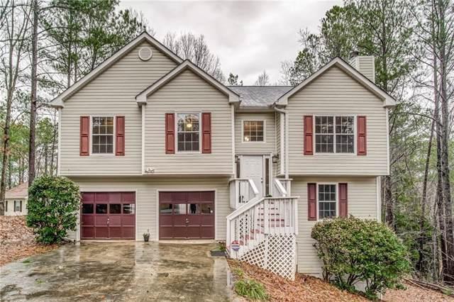 142 N Springs Drive, Acworth, GA 30101 (MLS #6666025) :: Path & Post Real Estate