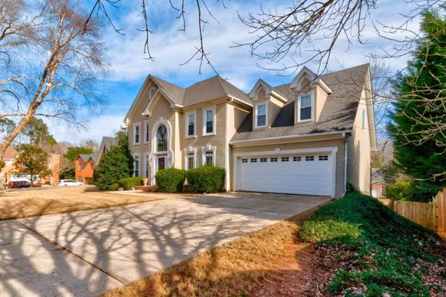 215 Vicarage Court, Alpharetta, GA 30005 (MLS #6666067) :: North Atlanta Home Team