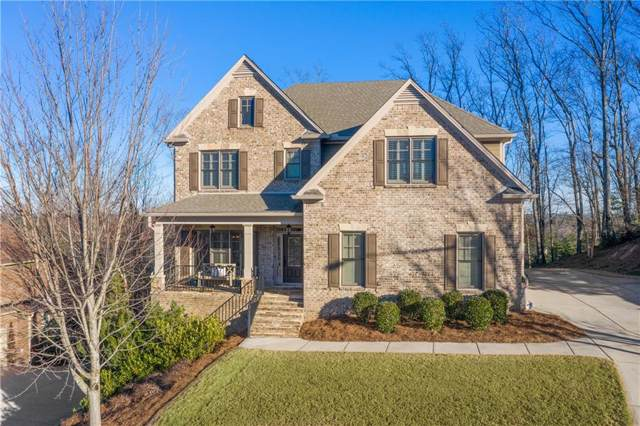 1450 Hilltop Overlook Drive, Marietta, GA 30062 (MLS #6666069) :: North Atlanta Home Team