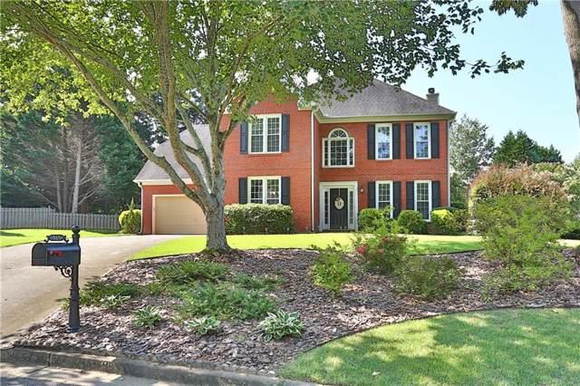 315 Creekside Drive, Alpharetta, GA 30022 (MLS #6666076) :: Kennesaw Life Real Estate