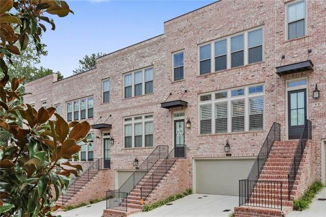 55 Marlow Place, Atlanta, GA 30328 (MLS #6666082) :: Charlie Ballard Real Estate