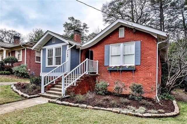 144 Ponce De Leon Court, Decatur, GA 30030 (MLS #6666092) :: North Atlanta Home Team