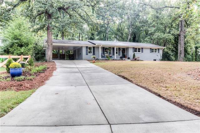 1560 S Lake Drive, Marietta, GA 30062 (MLS #6666143) :: North Atlanta Home Team