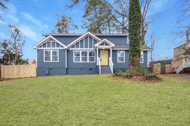 1759 Buckeye Street SW, Atlanta, GA 30310 (MLS #6666177) :: Kennesaw Life Real Estate