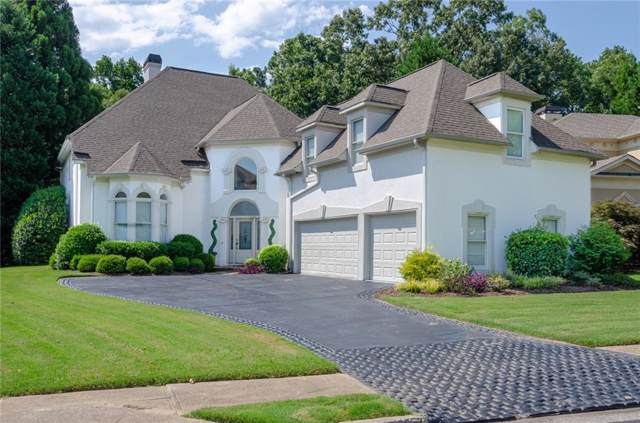 1180 Greatwood Manor, Alpharetta, GA 30005 (MLS #6666242) :: Kennesaw Life Real Estate