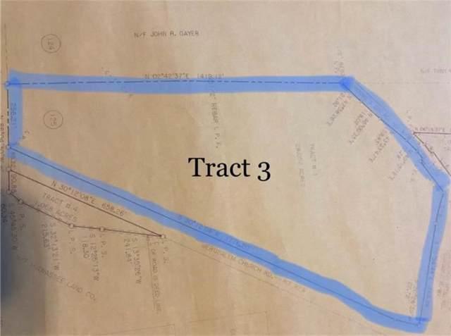 Tract3 Henderson Mountain Road, Fairmount, GA 30139 (MLS #6666243) :: The Zac Team @ RE/MAX Metro Atlanta