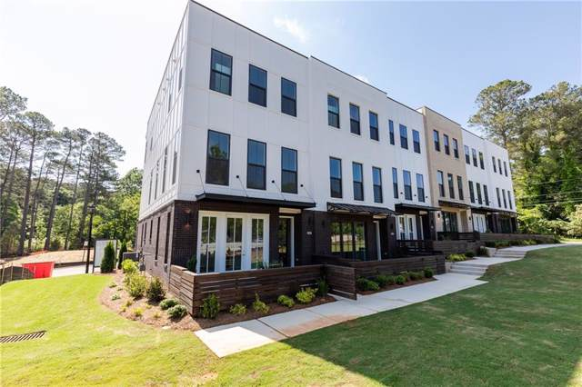 850 Constellation Drive #12, Decatur, GA 30033 (MLS #6666271) :: North Atlanta Home Team