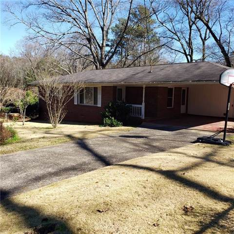5265 Center Place SW, Mableton, GA 30126 (MLS #6666293) :: Kennesaw Life Real Estate
