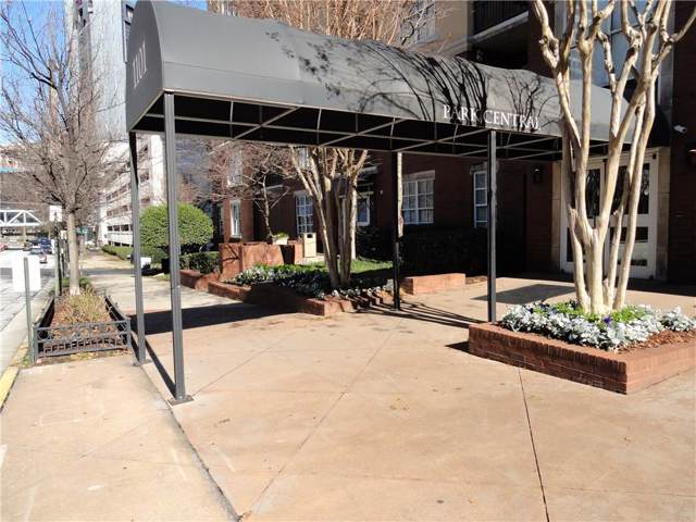 1101 Juniper Street NE #1016, Atlanta, GA 30309 (MLS #6666306) :: The Zac Team @ RE/MAX Metro Atlanta