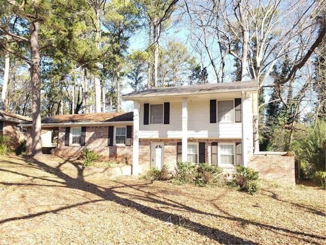 2768 Terratim Lane, Decatur, GA 30034 (MLS #6666312) :: Charlie Ballard Real Estate