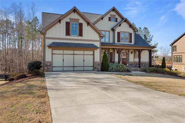 67 Danielle Drive, Dallas, GA 30157 (MLS #6666359) :: North Atlanta Home Team