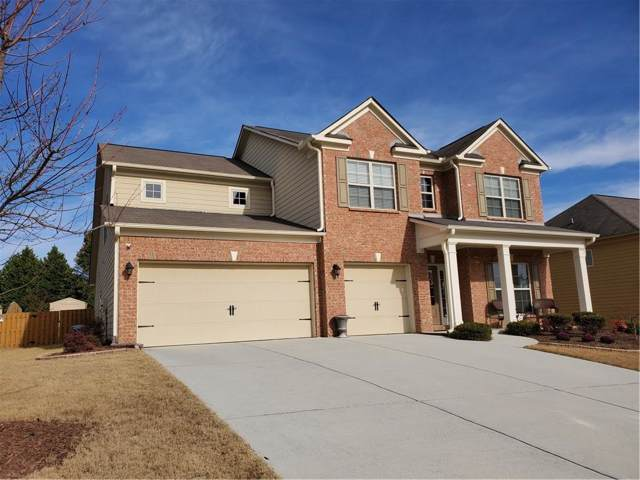 2251 Cain Commons Drive, Dacula, GA 30019 (MLS #6666378) :: The Butler/Swayne Team
