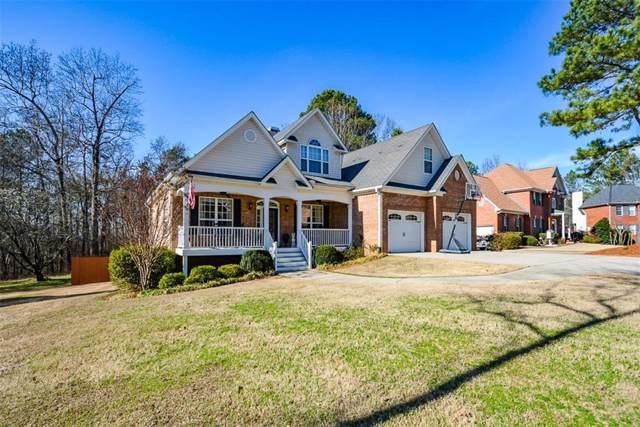 3934 Birdie Drive, Douglasville, GA 30134 (MLS #6666407) :: North Atlanta Home Team