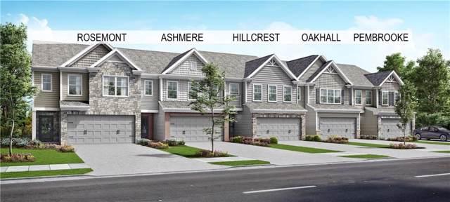 2493 Shetley Creek Drive #40, Norcross, GA 30071 (MLS #6666435) :: North Atlanta Home Team
