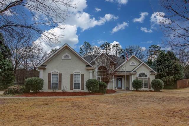 90 Ashford Cove, Covington, GA 30014 (MLS #6666495) :: Charlie Ballard Real Estate
