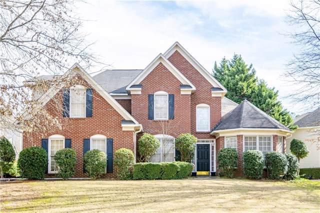 1512 Monarch Drive, Marietta, GA 30062 (MLS #6666509) :: North Atlanta Home Team