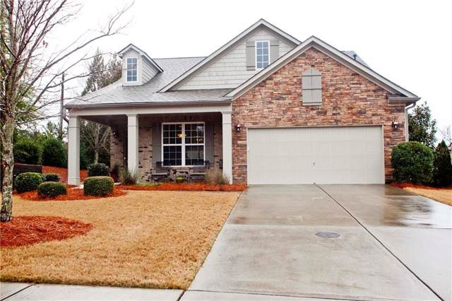 4505 Concord Village Lane, Cumming, GA 30040 (MLS #6666524) :: North Atlanta Home Team