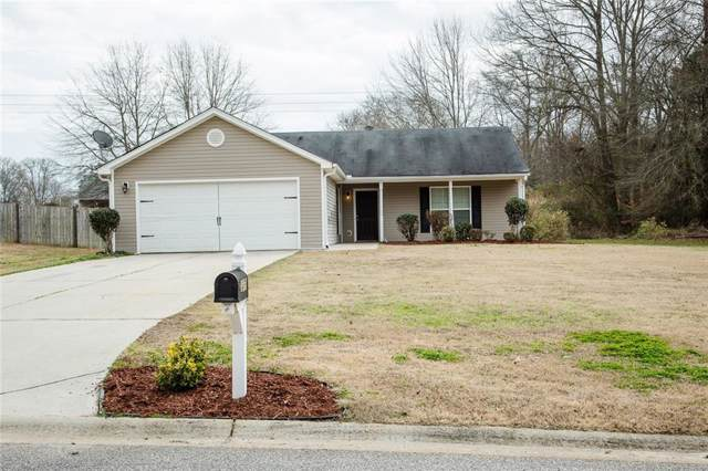 1679 Bismarck Circle, Winder, GA 30680 (MLS #6666530) :: Vicki Dyer Real Estate