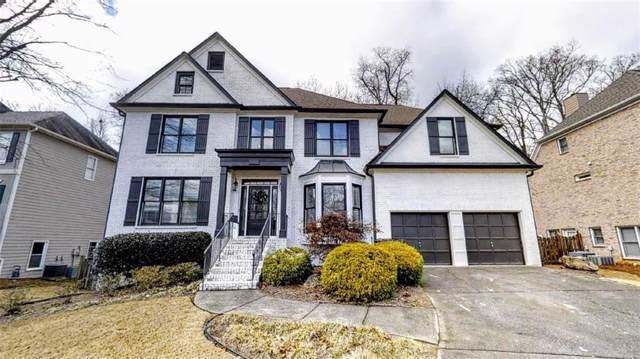 140 Creekside Park Drive, Alpharetta, GA 30022 (MLS #6666537) :: RE/MAX Paramount Properties