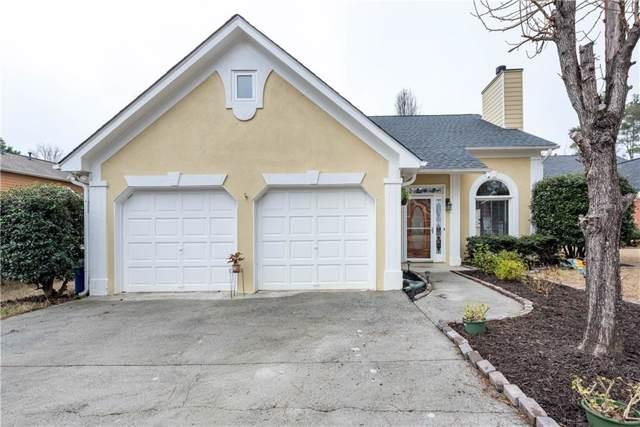 310 Devon Court, Alpharetta, GA 30004 (MLS #6666544) :: John Foster - Your Community Realtor